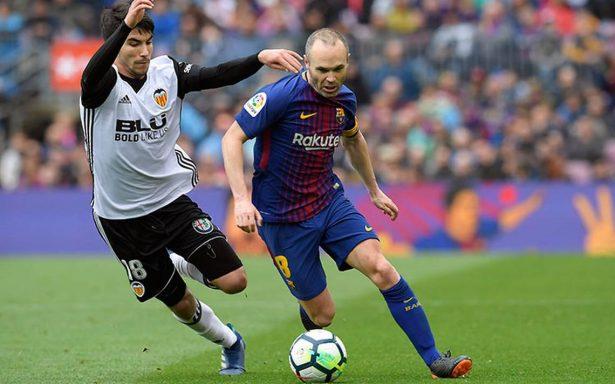 Tras Barcelona, ¿Iniesta se va al futbol de China?