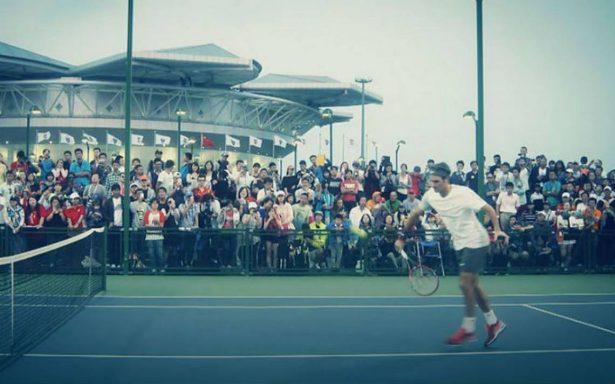 A cuartos de final en Shanghai: Nadal, Federer y Del Potro