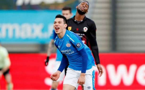"""[VIDEO] """"Chucky"""" Lozano vuelve al plan goleador y PSV es más líder en Holanda"""