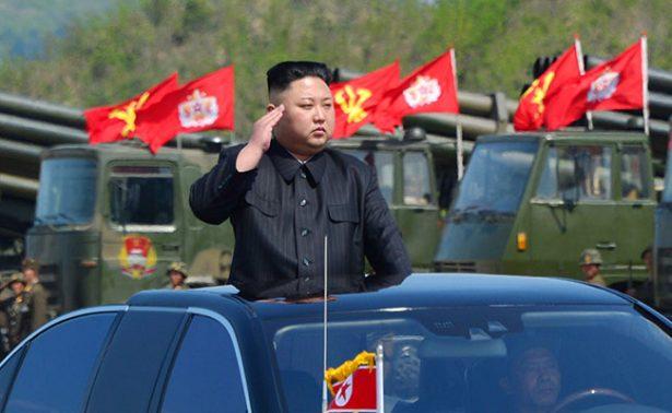 Norcorea dispara misil en plena escalada de tensión con EU… pero fracasa