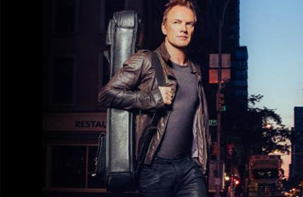 Sting anuncia dos fechas en el Auditorio Nacional en mayo