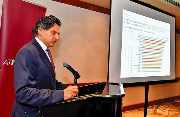 El país recobra un puesto en nivel de confianza de Inversión Extranjera Directa