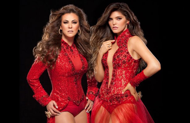 Ana Barbara Y Edith Marquez Tour