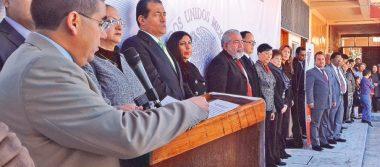 Se conmemoró la erección  del estado de Hidalgo