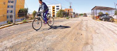 Reconstruirán calles de Pachuca
