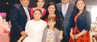 Primera comunión de Ana Amalín