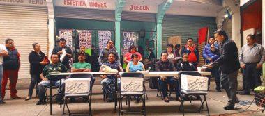 Patricia Badillo, nueva dirigente del tianguis municipal de Tula