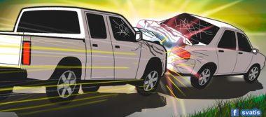 Nuevamente, bulevar Colosio sufre afectaciones por accidente vehicular