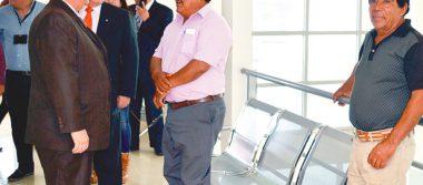 Visitas del titular de PGJEH a agencias del MP