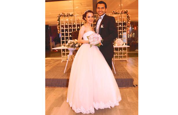 Enlace matrimonial de Miguel Ángel y Karina