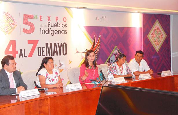 Viene la Expo de Pueblos Indígenas