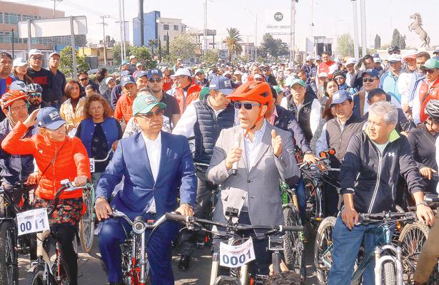 Impulsarán uso de la bicicleta