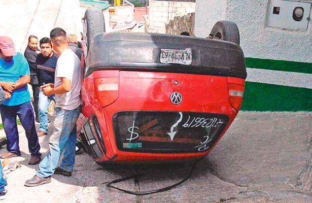 Pointer sin frenos en El Arbolito