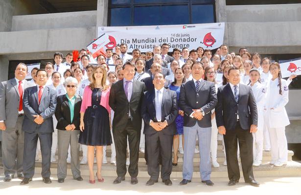 Conmemoraron el Día Mundial del Donante de Sangre