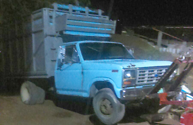 Uniformados de Tezontepec recuperaron automotores