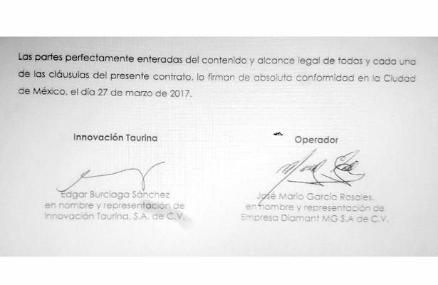 Empresa Diamante MG hará palenque, en Feria de Pachuca
