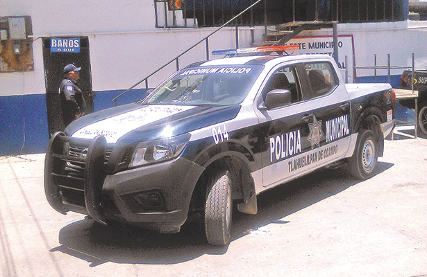 Policía: grave accidente