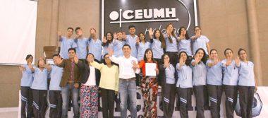 Firmó el CEUMH convenios de colaboración