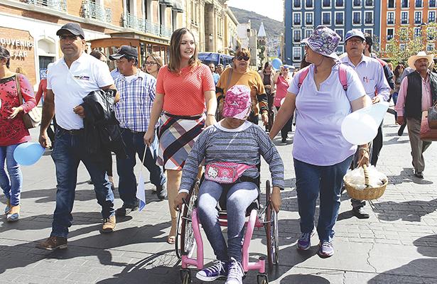 Inicia en Pachuca jornada  Jóvenes por la Inclusión