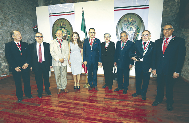 Marco Antonio Mendoza se integra a la SMGEH