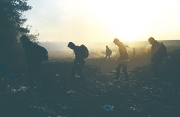 Mueren 10 paisanos al cruzar frontera