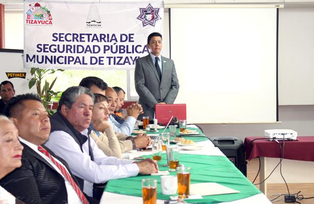 Refuerzan la seguridad en Tizayuca