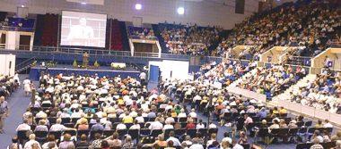 Asamblea anual de Testigos de Jehová