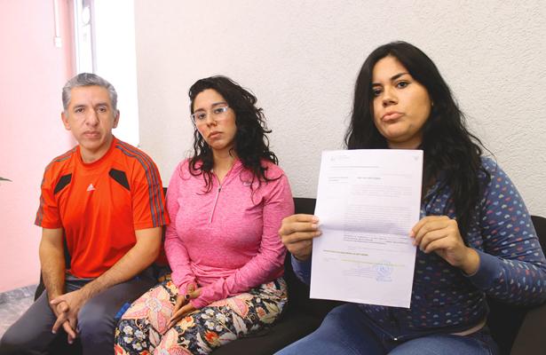"""Defienden a su papá: """"no es delincuente""""; y denuncian a quien incitó fuera linchado"""