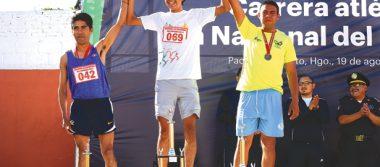 Más de 300 corredores celebran con Bomberos
