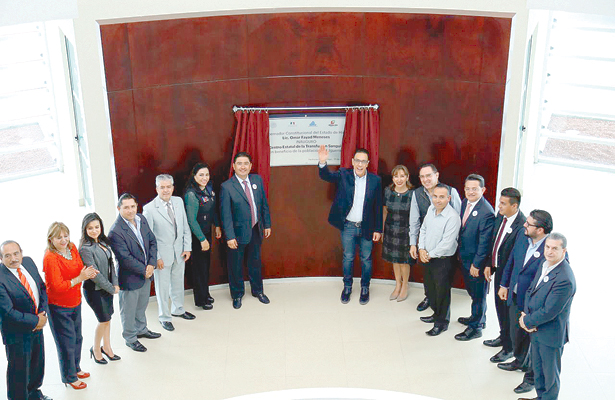 Inauguraron el Centro Estatal de Transfusión Sanguínea