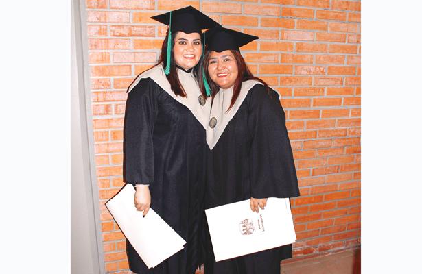 Graduaciónes y boda, fueron motivo de festejo