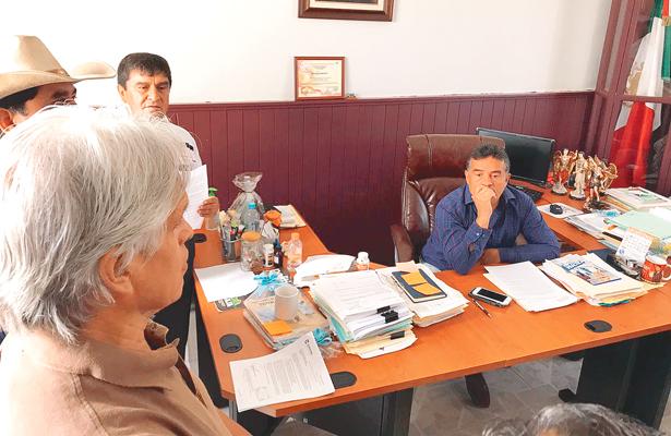 Se oponen a entubamiento de canal en Tepeji