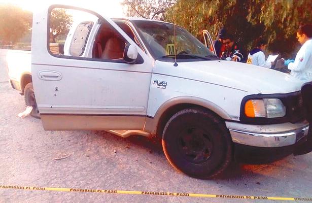 Acribillan a cuatro presuntos huachicoleros en Hidalgo