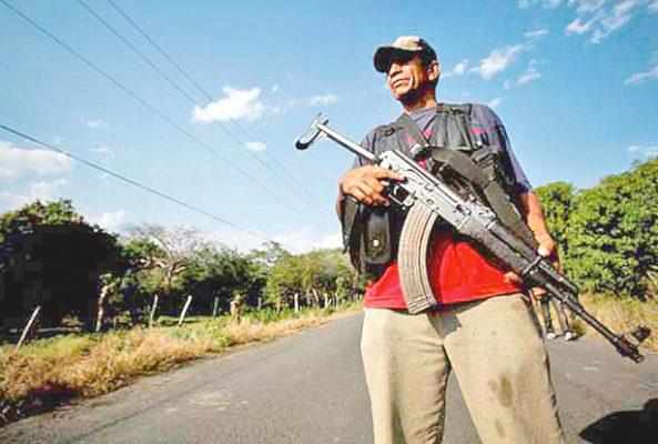 En Hidalgo no existen los autodefensas