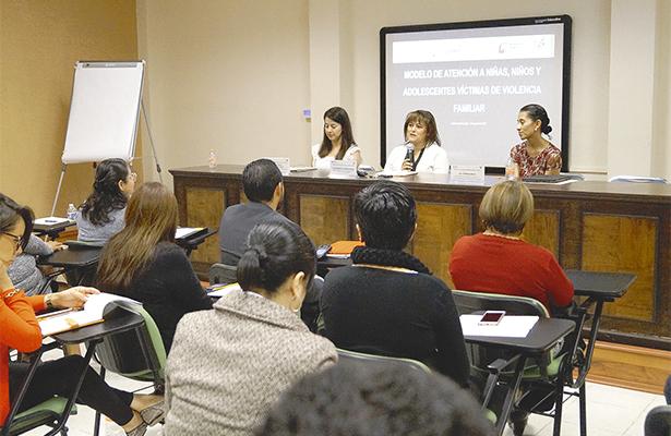 Modelo de atención  para víctimas de  violencia familiar