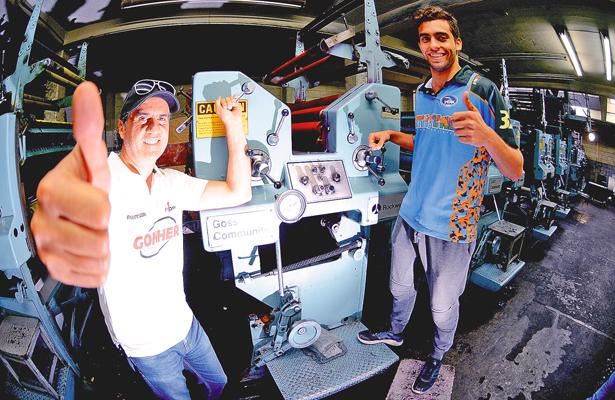 Padre e hijo buscarán ser pilotos ganadores