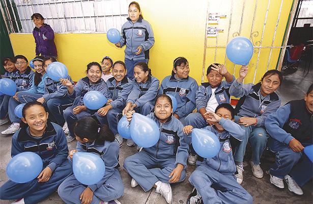 Buscan prevenir el acoso escolar