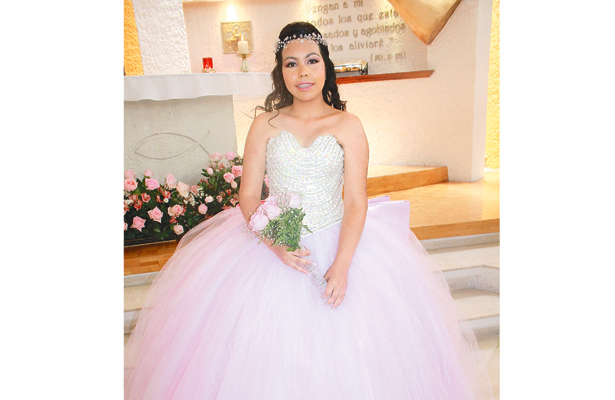 Fiesta para Fernanda en su cumpleaños 15