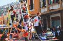 >> Destreza y habilidad al servicio del pueblo, siempre a cargo de Cruz Roja Mexicana. Foto: El Sol de Hidalgo.