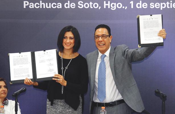 Avanza Hidalgo en  aplicación de políticas  de equidad de género
