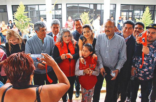 Inauguraron comedor comunitario en Tizayuca