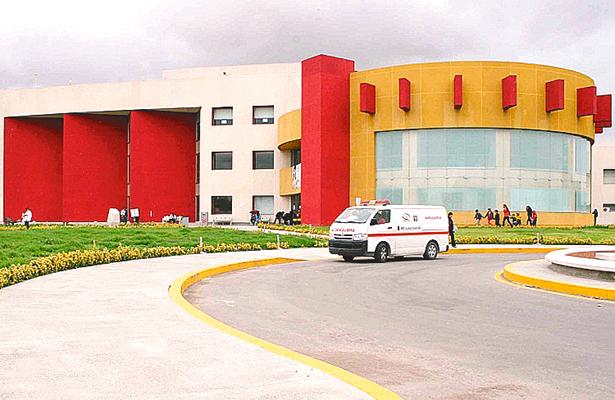 Ampliarán  el Hospital del Niño DIF