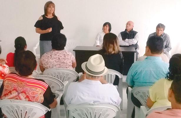 Relevo en Servicios Regionales  de Educación en Huejutla