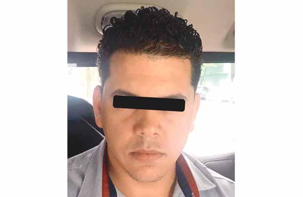 Cubano preso por violación