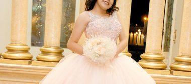 Emily Gabriela, cumplió 15 años