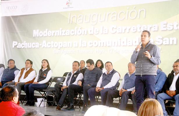 Continúa la transformación de Hidalgo
