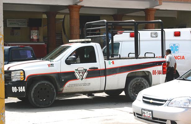 Operativos policiales en Atitalaquia