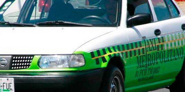 No a los  taxis Uber en Hidalgo