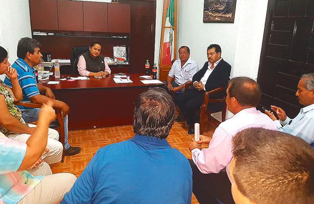Fin a conflicto en Santa María Xoxoteco