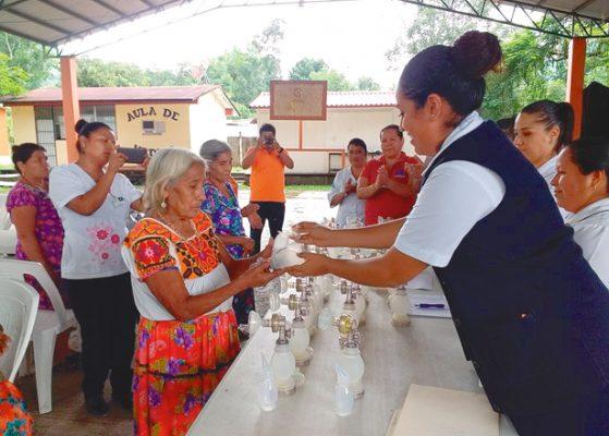 Jurisdicción Sanitaria capacita a 60 parteras tradicionales